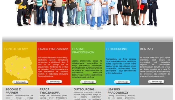 Agencja pośrednictwa pracy i pracy tymczasowej
