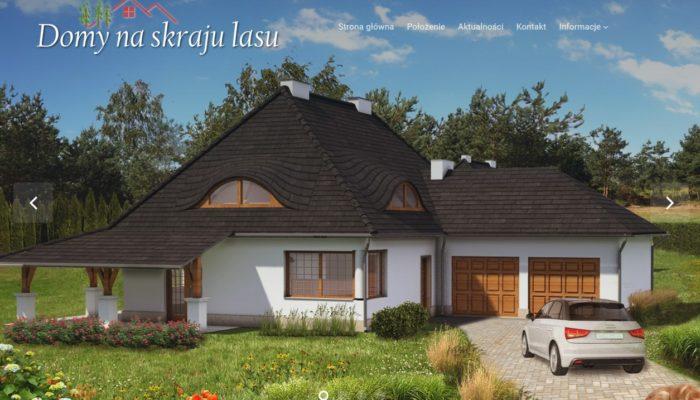 Strona www:domyskrajlasu.pl